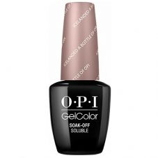 OPI Gel - Icelanded a bottle of OPI